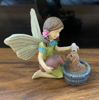 Fairy Katie and Scruffy