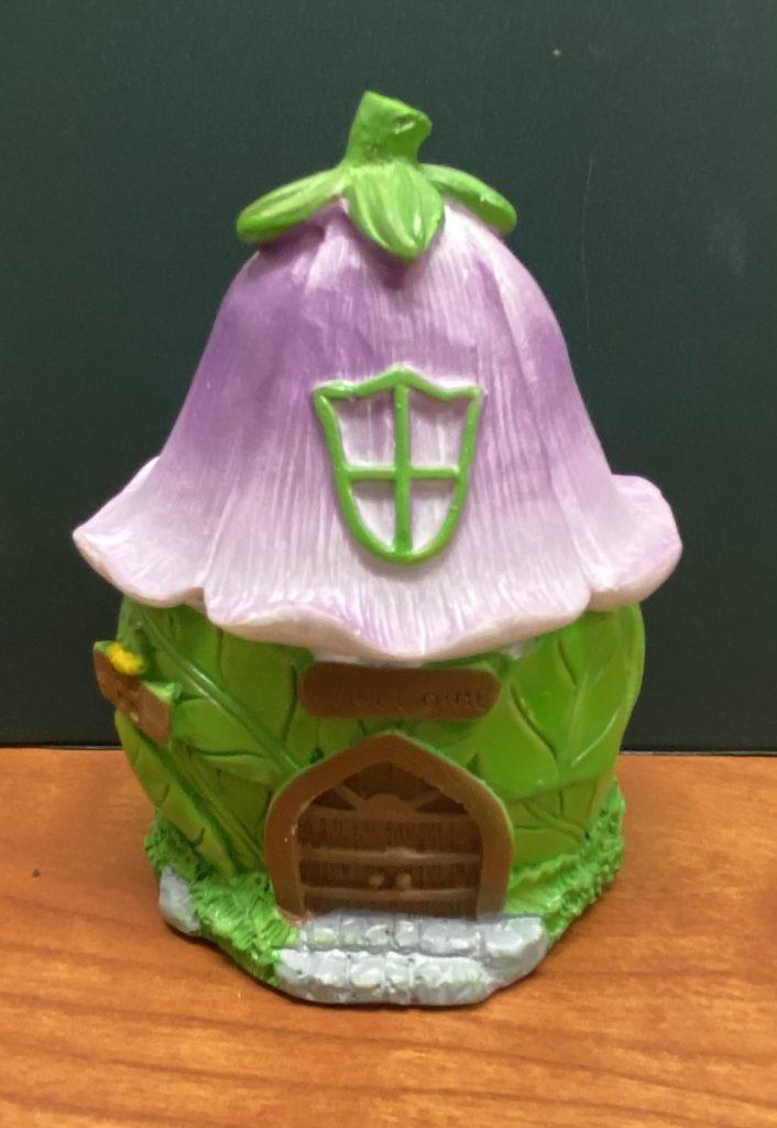 Purple Flower House
