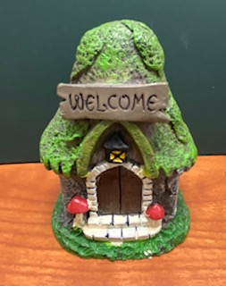 Green Moss Welcome House